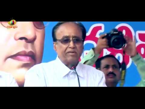 CPI Leader Suravaram Sudhakar Reddy Speech On Dalit Attacks At Indira Park   Hyderabad   Mango News