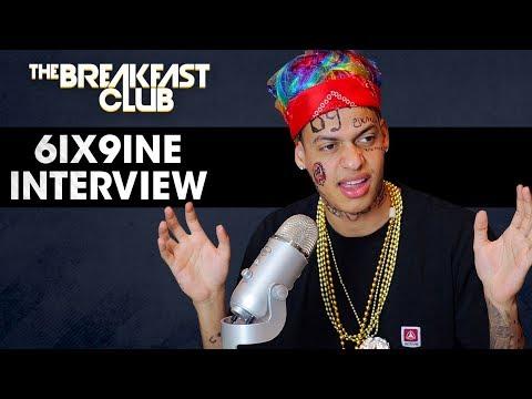 Tekashi 6ix9ine Breakfast Club Interview (PARODY)