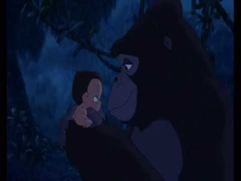 You'll Be In My Heart - Phil Collins - Tarzan (Disney) - AMV