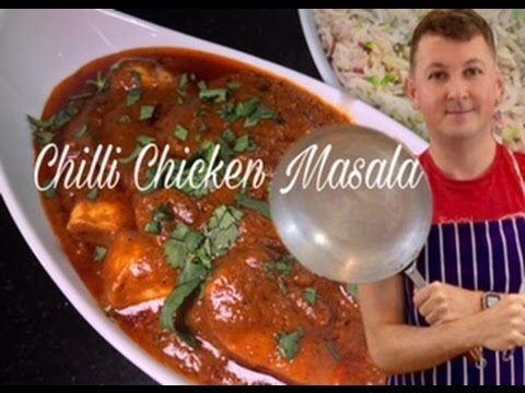 Chilli Chicken Masala Al S Kitchen