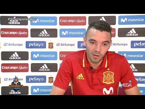¡NO TE LO PUEDES PERDER! Juanfe Sanz ha entrevistado EN EXCLUSIVA a Iago Aspas