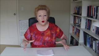 Vlog 42   Writing a Journal Article