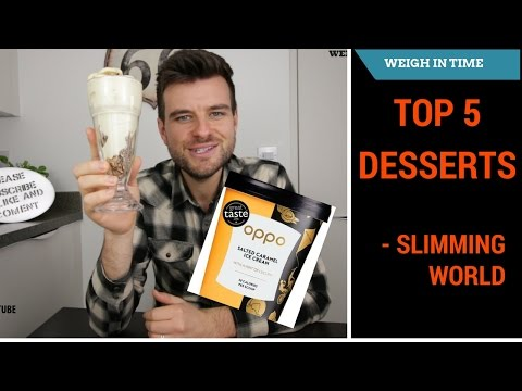 Slimming World Top 5 Desserts - Syn Free Sundae - Weigh In Time