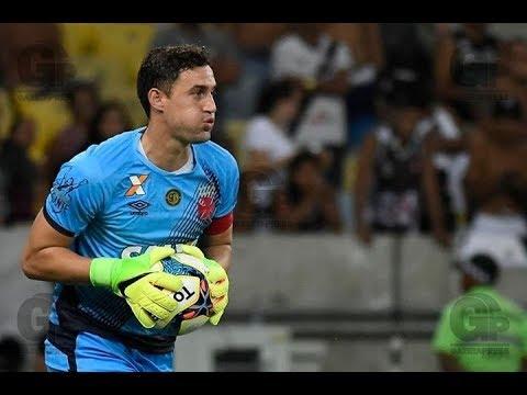 Martín Silva fala sobre gol polêmico de Jô- Vasco da Gama
