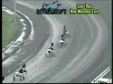 Vivid Photo Wins Trot Race 7/15/05 Roscroft Racetrack 1:56.2