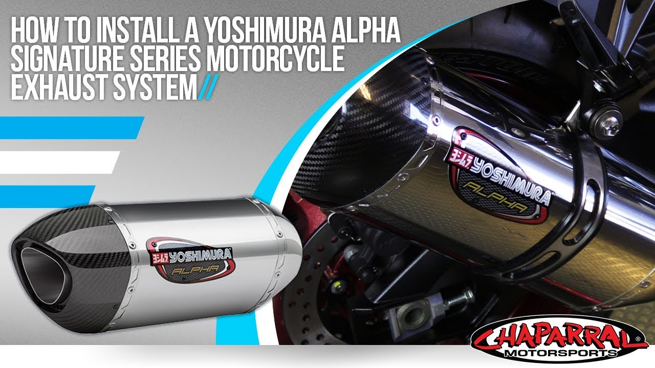 motorcycle exhaust parts accessories