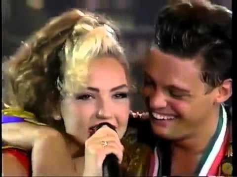 Thalia se le ofrece a Luis Miguel y la rechazan