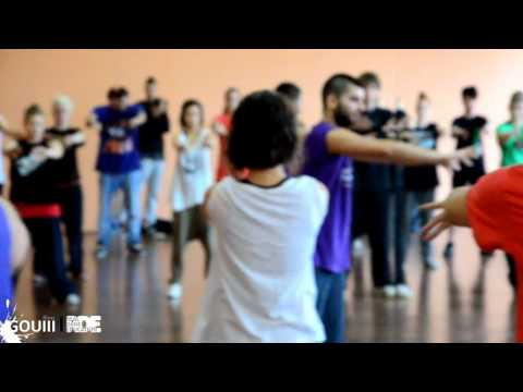 Real Dance Education - Recap 3 | Popping, Locking | RDE | Music by Repeat Pattern