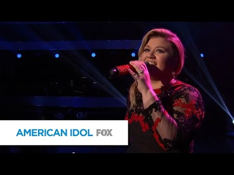 "Kelly Clarkson: ""At Last"" – AMERICAN IDOL XIV"