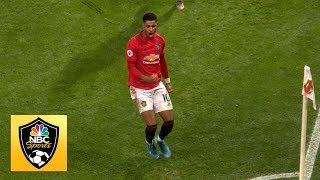 Marcus Rashford scores penalty kick to put Man United back ahead | Premier League | NBC Sports