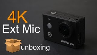 Hawkeye Firefly 8SE Unboxing and features 4K Action Camera for Rs. 10,300 approx