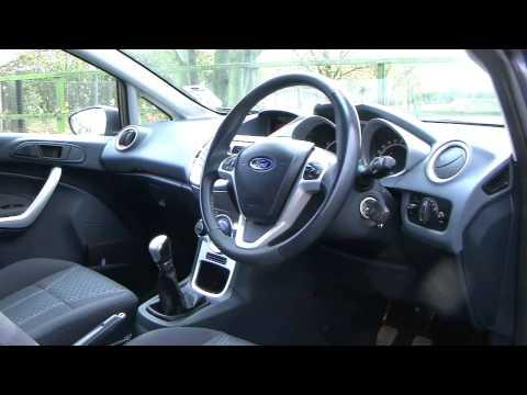 Ford Fiesta 1.6 Titanium 3dr /// 120 BHP + FULL HISTORY