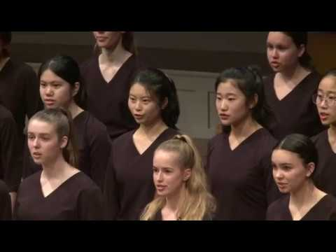 The Moon Is Distant From The Sea (David Hamilton) - Serenata (Rangitoto College)