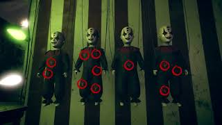 VanossGaming Escape First Funny Moments   Escaping the Clown
