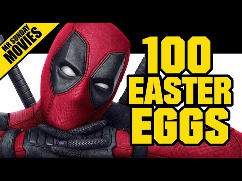 Watch DEADPOOL Easter Eggs, Secret Cameos & References