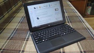 Обзор Prestigio MultiPad Visconte 4U - Windows-планшета с пристёгивающейся клавиатурой(, 2016-04-18T20:10:47.000Z)
