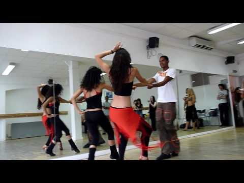 Marcelo's Lambada 3 demo - Zouk Lambada Congress, London