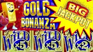 50x Multiplier HANDPAY JACKPOT   Gold Bonanza Max Bet BIG HANDPAY JACKPOT   Slot Machine JACKPOT