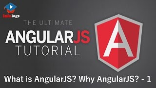 AngularJS Video Tutorials for Begginers startup