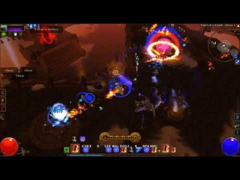 Kieron Slam - Unbeatable Engineer: Torchlight 2 Elite NG+5 Tarroch's Tomb