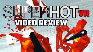 Superhot VR Oculus Rift Game Review