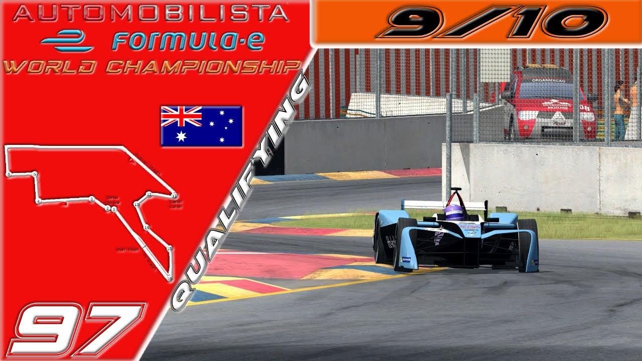 Formel E Qualifying