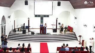 Culto de Louvor e Adoração    Dia 21-01-2021