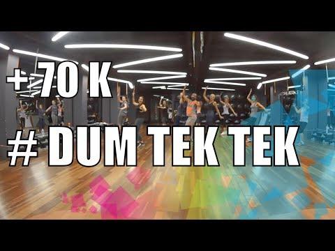 Düm Tek Tek - Hadise   Zumba Dans - Evde Spor