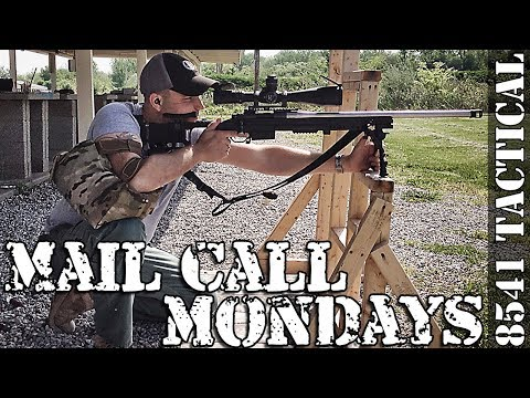 Mail Call Mondays Season 6 #18 - Reloading Scales, Hit Indicators, Support Bags and More!