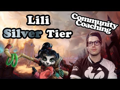 TS Kala - Community Coaching - Silver LiLi