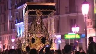 2004 - Dolores del Puente. Coronación Canónica. Procesión Triunfal de regreso a la Sede Canónica.