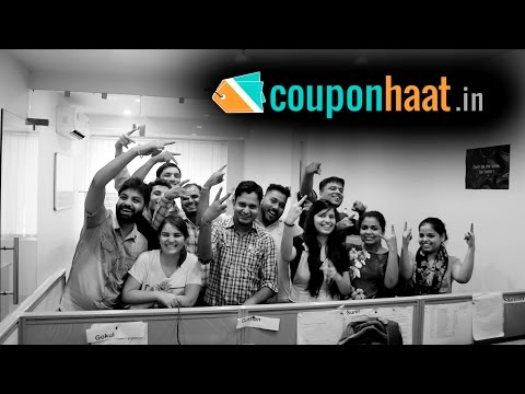 """Couponhaat """"Discount Coupons, Best Deals Online and Daily Deals"""" ( Presented by: Startup Selfie )"""
