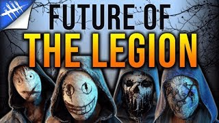 The Future of Legion - Dead by Daylight Legion Gameplay