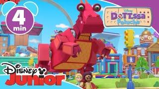 Dottoressa Peluche - Ospedale dei giocattoli | Dragonbot impazzito - Disney Junior Italia
