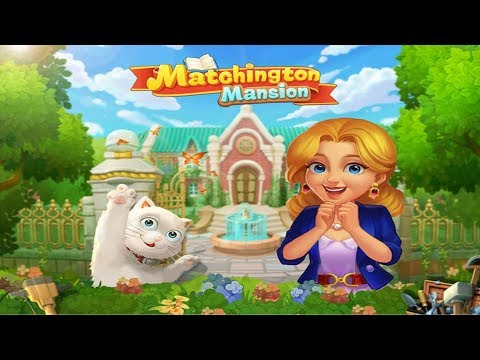 Matchington Mansion - Story Walkthrough - Bedroom Part 1 (iOS, Android)
