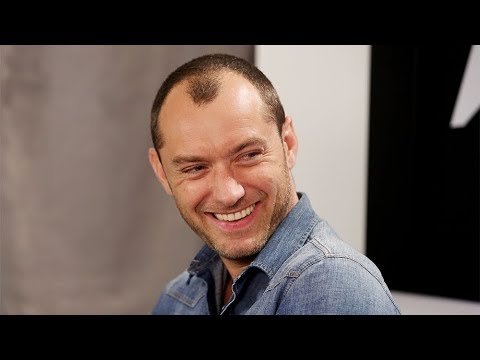 Jude Law - funny moments