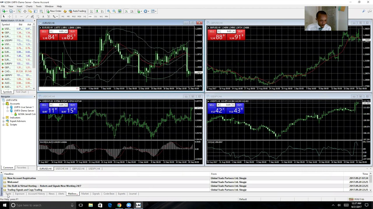 Setting up a forex brokerage