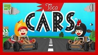 Toca Cars (Toca Boca AB) - Best App For Kids