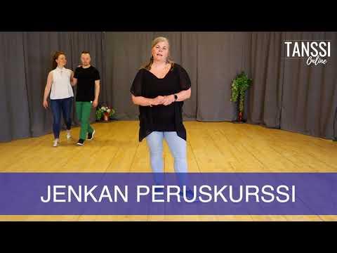 Video: Paritanssi / Jenkan peruskurssi