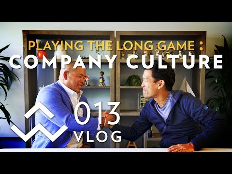 Playing the Long Game: Company Culture | AWV013