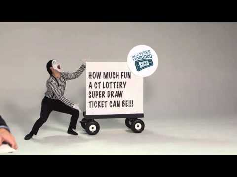 CT Lottery Holiday Commercial: Mock Black Friday