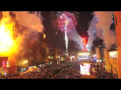 2014 Music City New Years Eve Bash on Broadway