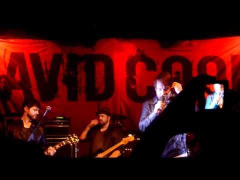 David Cook - Rapid Eye Movement (REM) - Irving Plaza - New York - December 9th 2011