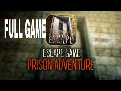 Room Escape The Prison EscapeWalkthrough