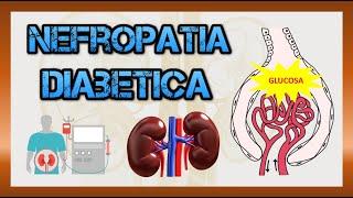 La tratamiento homeopatía diabética de nefropatía en