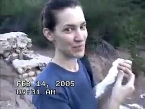 REAL ALIEN CAUGHT ON TAPE HIKING TRIP from YouTube · Duration:  3 minutes 45 seconds