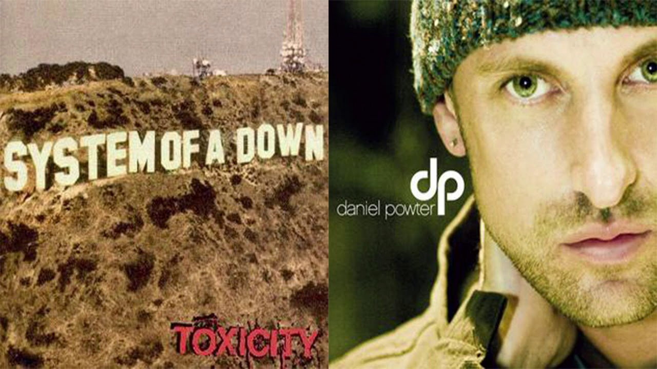 System of a Down - Toxicity But It's Bad Day By Daniel Powter