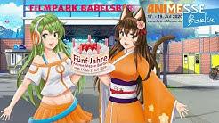 Anime Messe Berlin 17. bis 19. Juli 2020 - Emotions Trailer - 5 Jahre Jubiläum