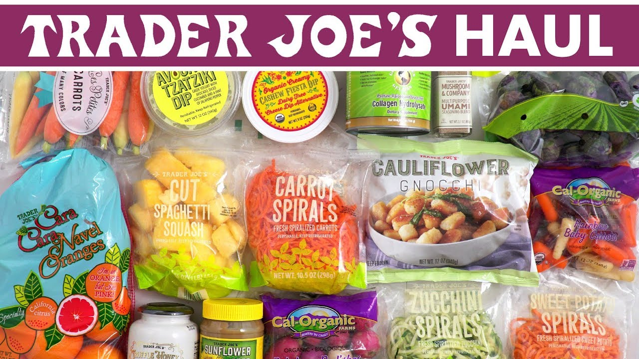 Best Trader Joes Products 2019 2019 Best Trader Joe's Products + Cauliflower Gnocchi Recipe