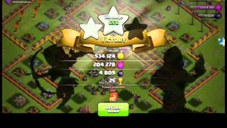 Fun attack Clash of Clans